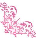 Couture Creations C\u0027est La Vie Hotfoil Stamp-Intricate Corner