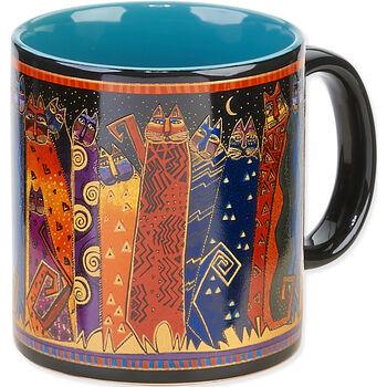 Laurel Burch Santa Fe Mug
