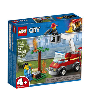 LEGO City Barbecue Burn Out Set