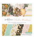 Park Lane Paperie 34 pk Printed Cardstock Collection Pad-Rustic Meadows