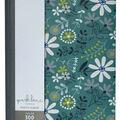 Park Lane 8\u0027\u0027x8\u0027\u0027 Photo Album-Gray Floral