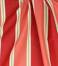 Optimum Performance Multi-Purpose Decor Fabric 54\u0027\u0027-Flamingo Stripes
