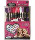 Iris Make & Share with Friends Friendship Bracelet Kit