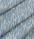 Robert Allen @ Home Lightweight Decor Fabric 56\u0022-Akana Weave Chambray