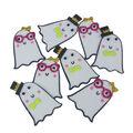 Little Makers Halloween 8 pk Foam & Felt Stickers