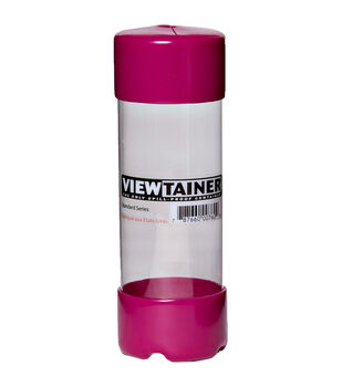 Viewtainer 2''x6'' Slit Top Storage Container