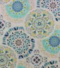 Home Essentials Lightweight Decor Fabric 45\u0027\u0027-Catamarca Azure
