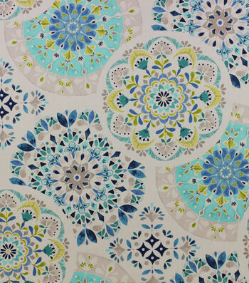 Home Essentials Lightweight Decor Fabric 45''-Catamarca Azure
