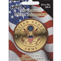 Pioneer Military Medallion Embellishments-Army