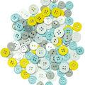Favorite Findings 120 pk 0.5\u0027\u0027 Buttons-Sweet Dreams