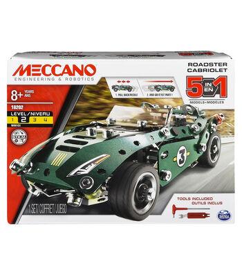 Meccano 5 Models Set Motorcycles