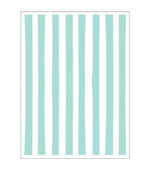 Park Lane A2 Embossing Folder-Stripes