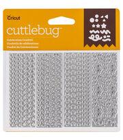 Cricut Cuttlebug Pack of 4 Confetti Dies-Celebration, , hi-res