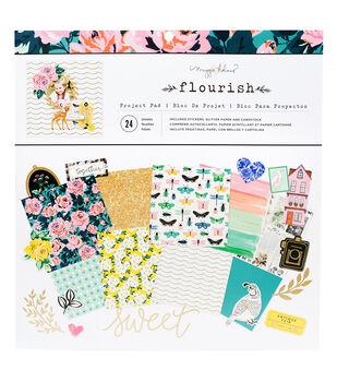Maggie Holmes Project Pad-Flourish