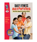 On The Mark Press Daily Fitness Activities Grade 7-8