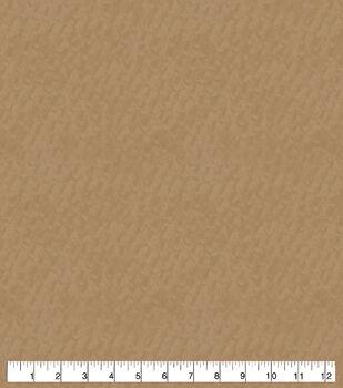 Keepsake Calico Cotton Fabric-Brown Tone