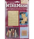 WireMesh #80 16\u0022X20\u0022-Brass
