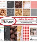 Reminisce In the Kitchen 12\u0027\u0027x12\u0027\u0027 Collection Kit