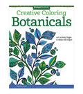 Adult Coloring Book-Design Originals Creative Coloring Botanicals