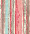 Dena Designs Upholstery Fabric 13x13\u0022 Swatch-Splash Zone Bellini