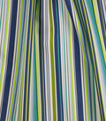 Solarium Outdoor Fabric 54\u0027\u0027-Portstripe Lagoon