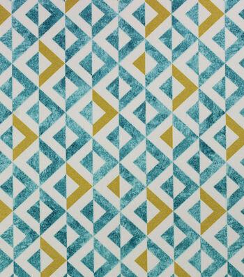 Solarium Outdoor Decor Fabric 54''-Turquoise Tropez