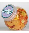 Jar O Buttons Marigold