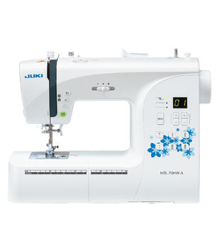 JUKI HZL-70HW-A Compact Size Computer Controlled Sewing Machine