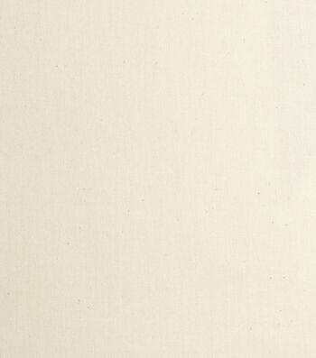 Legacy Studio Unbleached Premium Muslin Fabric 44''