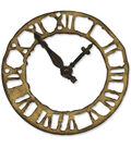 Sizzix Bigz Die Weathered Clock