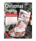 Leisure Arts-Christmas Stockings