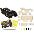 MasterPieces Batmobile Wood Craft Kit