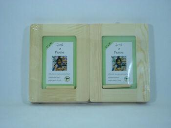 Wood 4 pack Value Frames