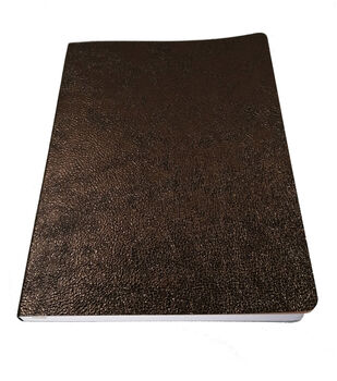 Park Lane Softcover Journal-Glitter Brown