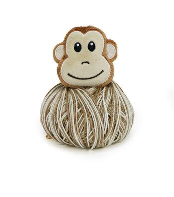 DMC Monkey Top Lovey Kit
