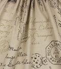 Hudson 43 Lightweight Decor Fabric 54\u0027\u0027-Postscript on Linen