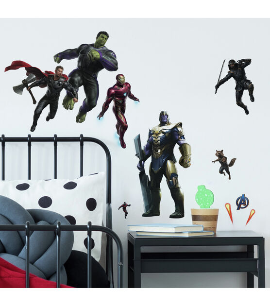 York Wallcoverings Wall Decals Avengers Endgame, , hi-res, image 3