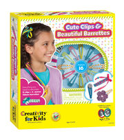 Creativity for Kids Cute Clips & Beautiful Barrettes, , hi-res