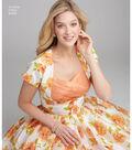 Simplicity Pattern 8439 Misses\u0027/Women\u0027s Dress-Size BB (20W-28W)