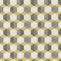 Williamsburg Print Fabric 54\u0022-Iznik Tile/Desert