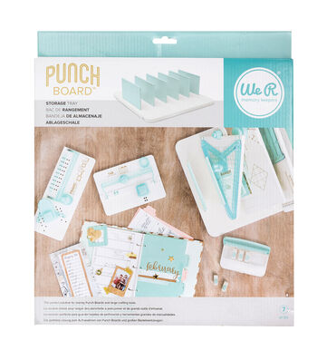 We R Memory Keepers Punch Board Storage Tray