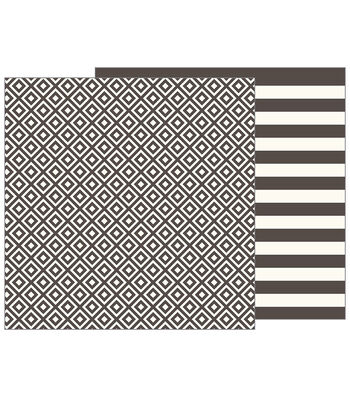 Pebbles Jen Hadfield Patio Party Double-Sided Cardstock-Welcome Mat