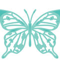 Kaisercraft Decorative Die-Classic Butterfly 3\u0022X2.25\u0022