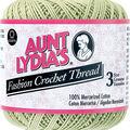 Coats Aunt Lydia\u0027s Size 3 Fashion Crochet Thread