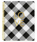 Webster\u0027s Pages The Good Life Blank Pages Composition Notebook-Love