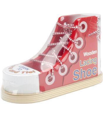 Melissa & Doug Lacing Shoe
