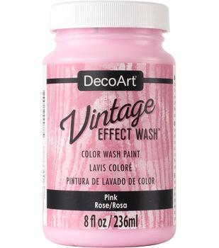 DecoArt 8oz. Vintage Effect Wash Paint
