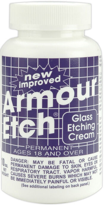 Glass Etching Cream-10oz