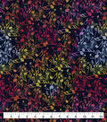 Snuggle Flannel Fabric-Multicolor Music Notes