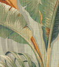 Tommy Bahama Upholstery Fabric 54\u0027\u0027-Nutmeg Palmier